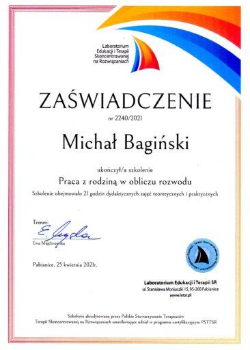 M. Bagiński - Rozwód (LETSR)